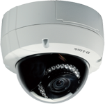DCS-6513 3 MP Full HD WDR Outdoor Dome IP Camera