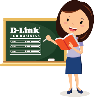 WHY EDUCATORS USE D-LINK