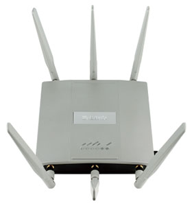 D-Link DAP-2695 Top View